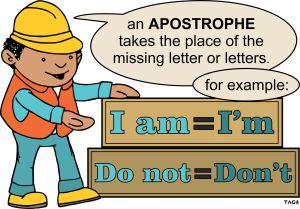 Apostrophes Preview