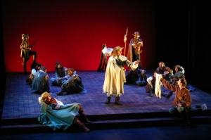 as Le Bret in Cyrano de Bergerac, 2005 (Texas Shakespeare Festival)