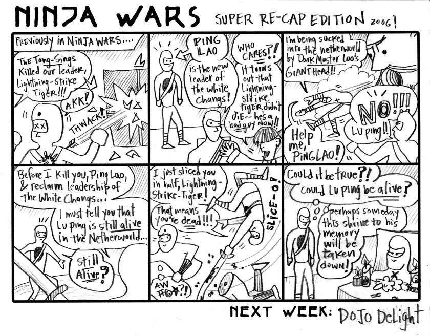 Ninja Wars 2.1