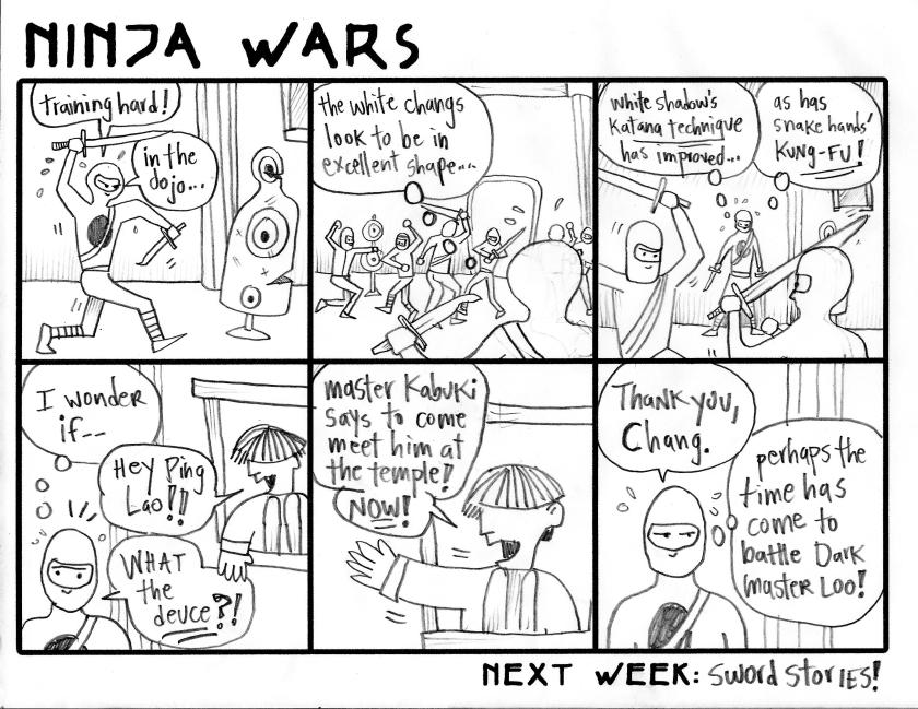 Ninja Wars 2.2