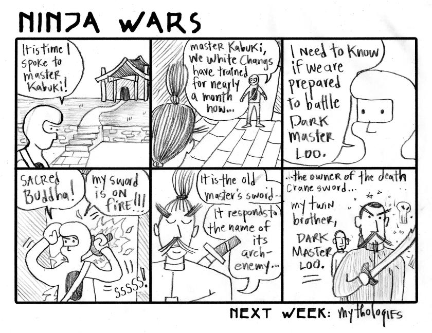 Ninja Wars 2.3