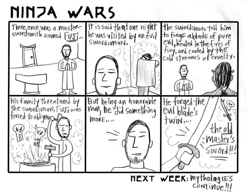 Ninja Wars 2.4