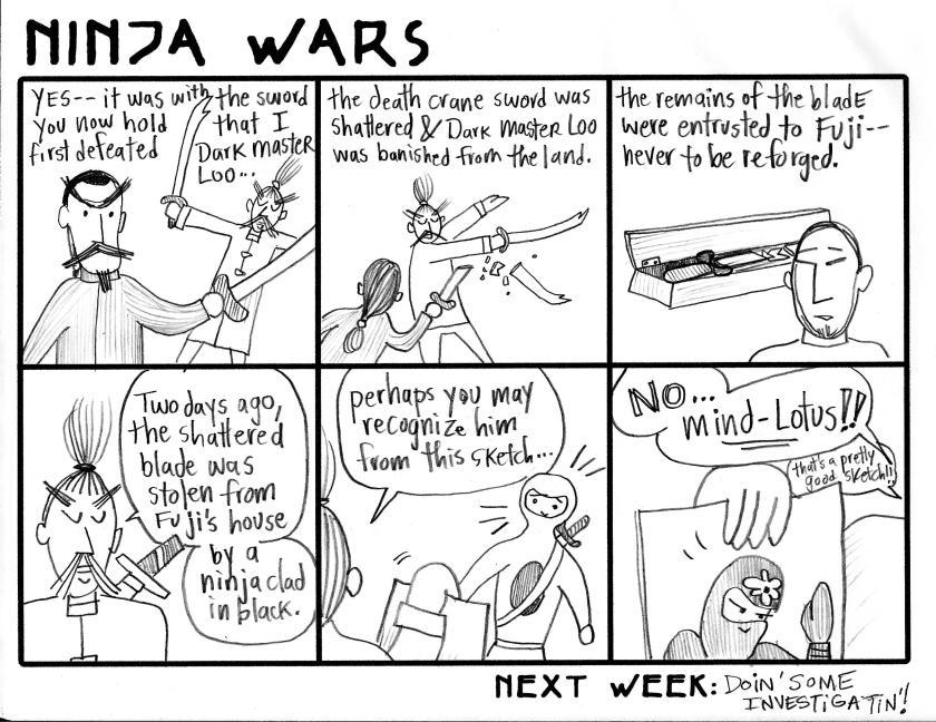 Ninja Wars 2.5