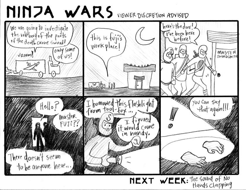 Ninja Wars 2.6