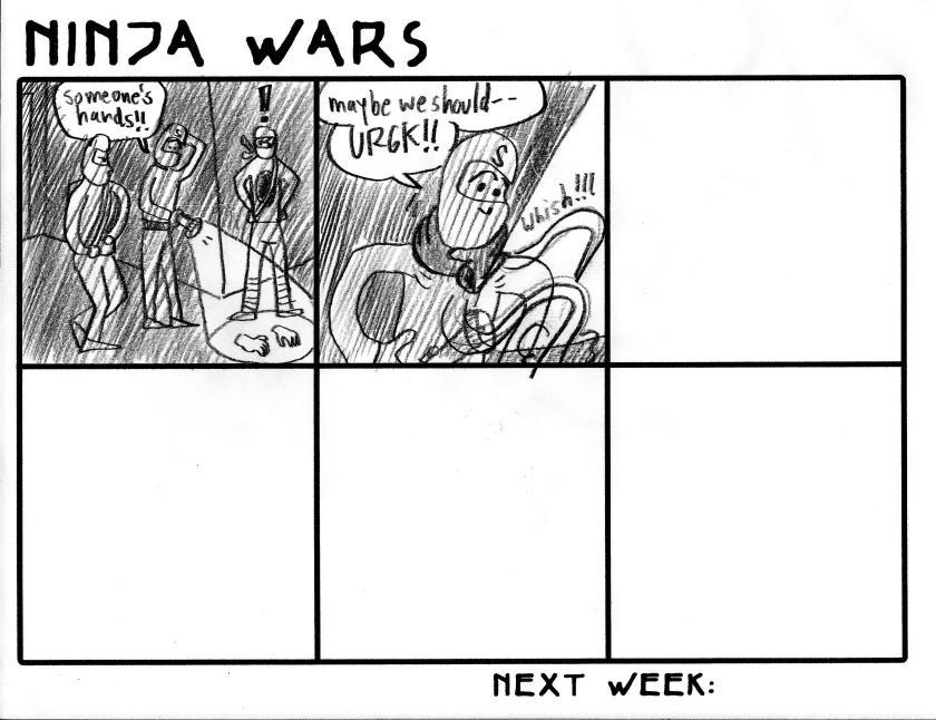 Ninja Wars 2.7