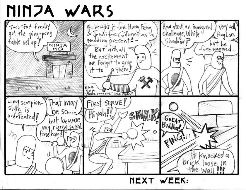 Ninja Wars 2.8