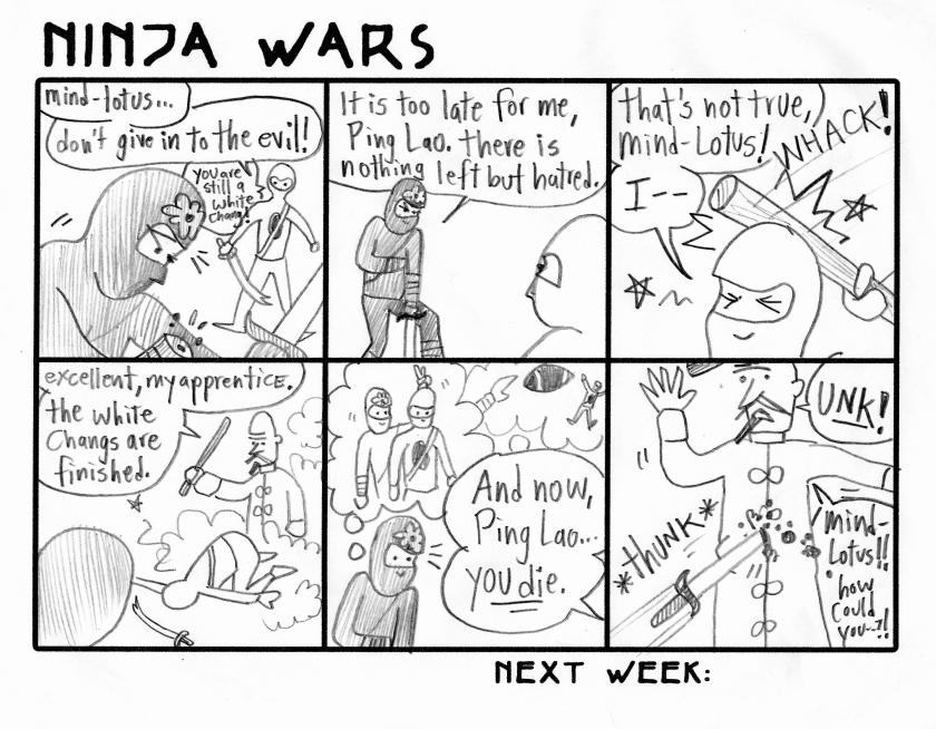 Ninja Wars 2.9