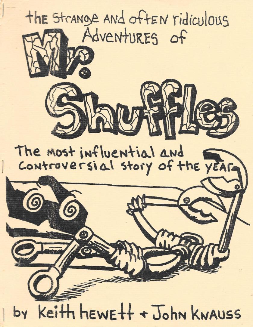 Shuffles Cover
