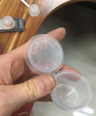 Dolce Gusto re-useable capsules